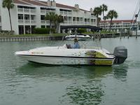 thumbnail-2 Hurricane 21.0 feet, boat for rent in Madeira Beach, FL