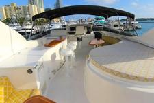thumbnail-4 Lazzara 84.0 feet, boat for rent in Miami Beach, FL