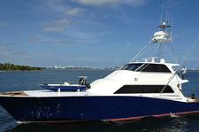 thumbnail-1 Oceanfast 87.0 feet, boat for rent in Miami Beach, FL