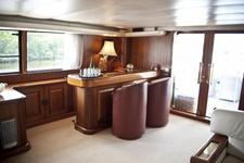 thumbnail-4 Royal Hisman 123.0 feet, boat for rent in Miami Beach, FL