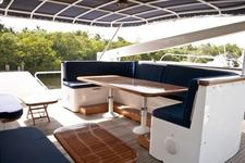 thumbnail-7 Royal Hisman 123.0 feet, boat for rent in Miami Beach, FL