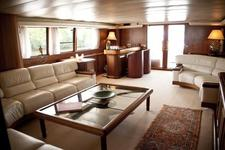 thumbnail-2 Royal Hisman 123.0 feet, boat for rent in Miami Beach, FL