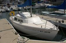 thumbnail-3 Catalina 22.0 feet, boat for rent in Marina Del Rey, CA