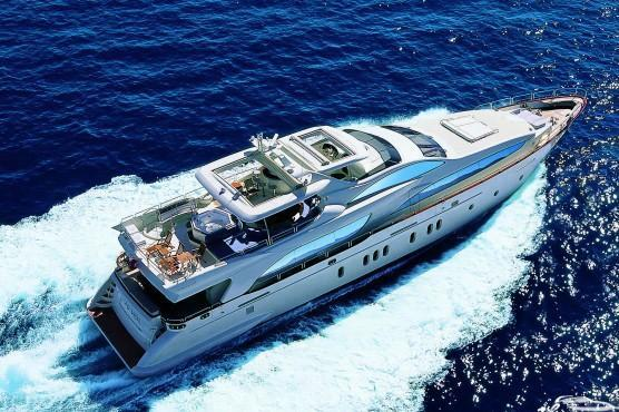 The yacht that defines luxury!
