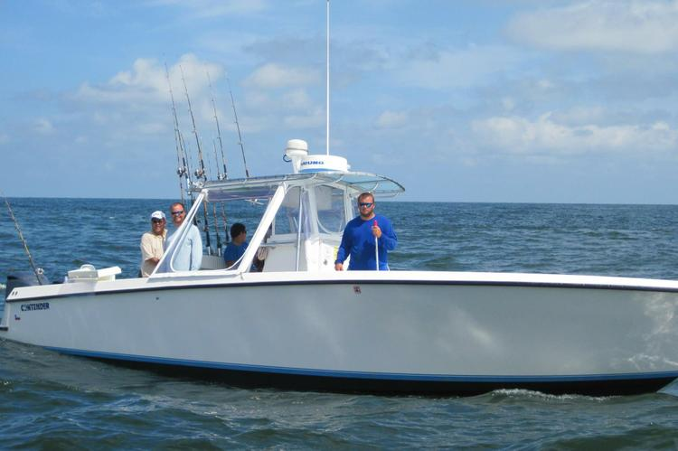 Boat rental in Galveston, TX