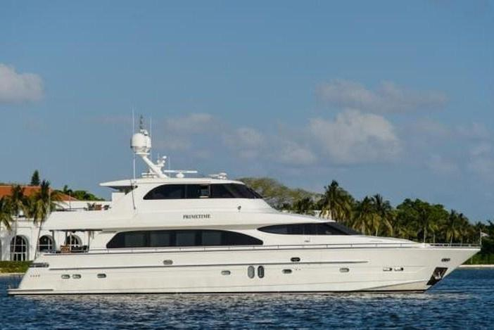 Charter this Luxury Motor Yacht