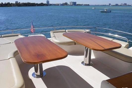 Boating is fun with a Catamaran in Miami Beach