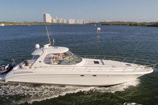 Boat for rent SeaRay 54.0 feet in Island Garden Marina, FL