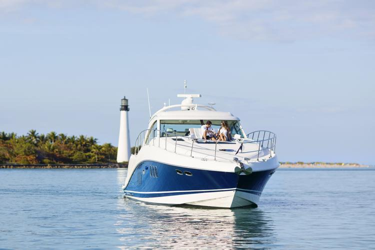 Motor yacht boat rental in River Arts, FL