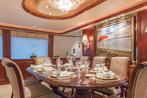 Motor yacht boat rental in island Gardens Marina, FL