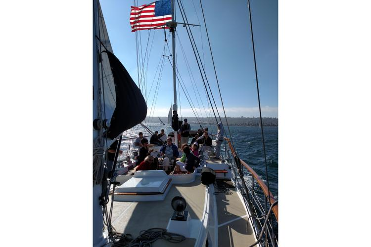 Ketch boat for rent in San Diego