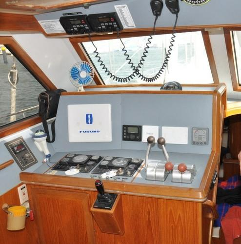 Motorsailer boat rental in San Juan Bay Marina, Puerto Rico
