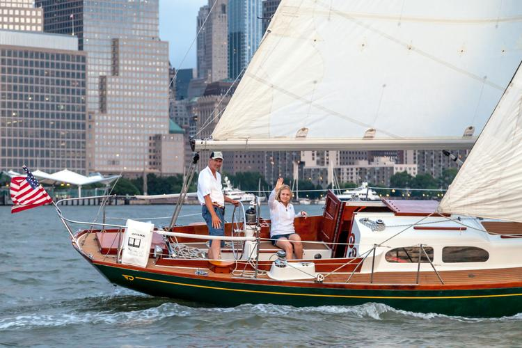 Boat for rent Hinckley 35.0 feet in 225 Liberty Street,  North Cove Marina, NY