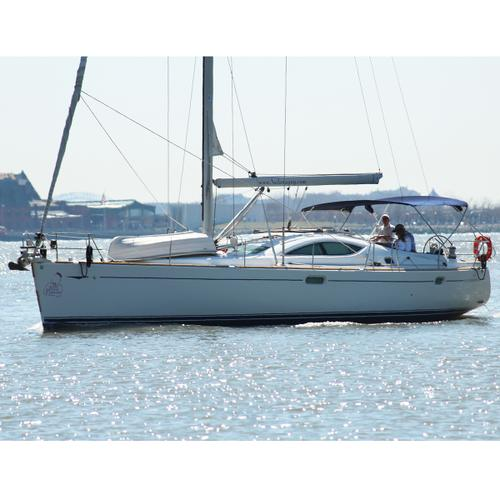 Jeanneau boat for rent in Jersey City