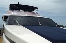 thumbnail-2 Horizon 76.0 feet, boat for rent in Miami Beach, FL