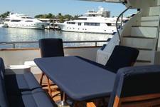 thumbnail-6 Horizon 76.0 feet, boat for rent in Miami Beach, FL