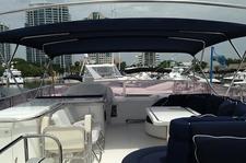 thumbnail-4 Horizon 76.0 feet, boat for rent in Miami Beach, FL