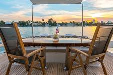thumbnail-6 Lazzara 75.0 feet, boat for rent in Miami, FL