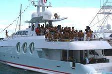 thumbnail-3 Ocean Fast 122.0 feet, boat for rent in Miami Beach, FL