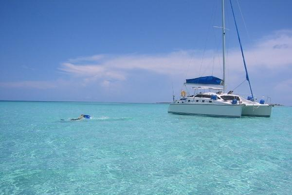 Beautiful Catamaran ideal for cruising and fun in the sun !