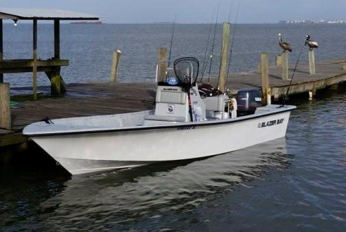 This Center Console will get you to where the Fish are Biting