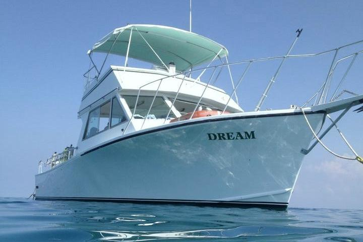 Dive or Snorkel around Key West on this Custom Dive Boat!