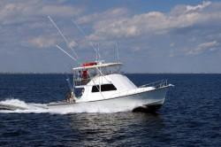 Convertible boat for rent in Islamorada
