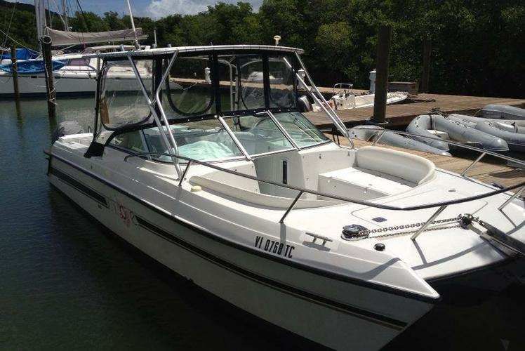 Catamaran boat rental in American Yacht Harbor,