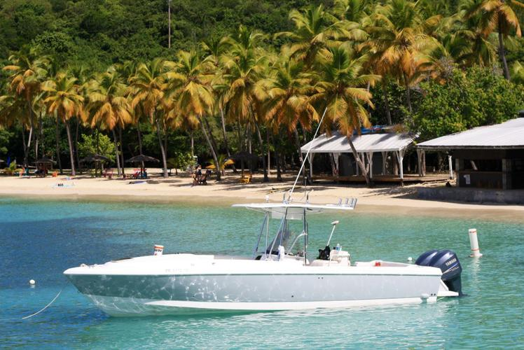 Cruise the USVI's in Comfort and Style