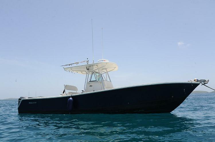 Enjoy an Island Adventure Aboard this Center Console