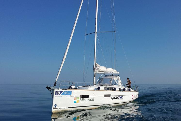 Brand New Oceanis 38 in Romania.