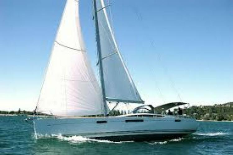 Bareboat Charter this Gorgeous 2011 Jeanneau Sailboat