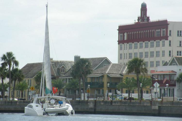 Sailing the High Seas of St. Augustine!