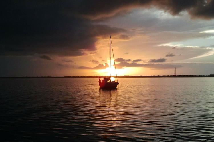 Gulfstar's 41.0 feet in Key Largo