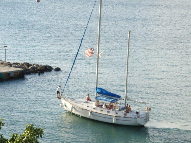 Sail the USVI's on this Magnificent Yacht