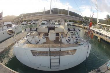 55.0 feet Beneteau in great shape