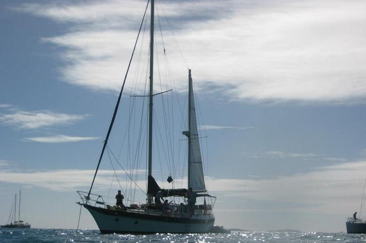 Boat rental in St. Thomas,