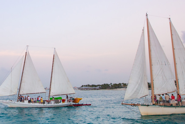 Experience the Natural Beauty of the Keys on this Skipjack