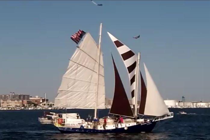 Experience Baltimore and the Bay on this Beautiful Schooner