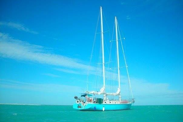 This 74.0' Woodin and Marean cand take up to 42 passengers around Key West