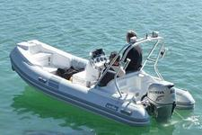 Charter this Caribe Rigid Inflatable for a Fun Day on the Water