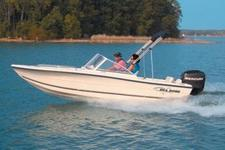 Charter this 19' Dual Console in St. Augustine