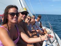 thumbnail-2 Hunter 38.0 feet, boat for rent in New Smyrna Beach, FL