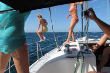 thumbnail-7 Hunter 38.0 feet, boat for rent in New Smyrna Beach, FL