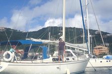thumbnail-2 Sailboat 36.0 feet, boat for rent in St. Thomas, VI