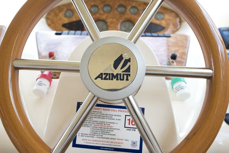 Azimut's 49.0 feet in Fort Lauderdale