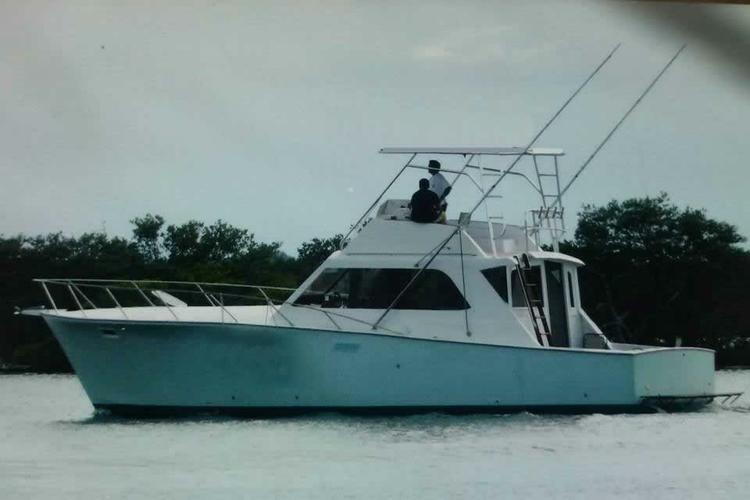 Boat for rent Egg Harbor 43.0 feet in Cocoa Beach, FL