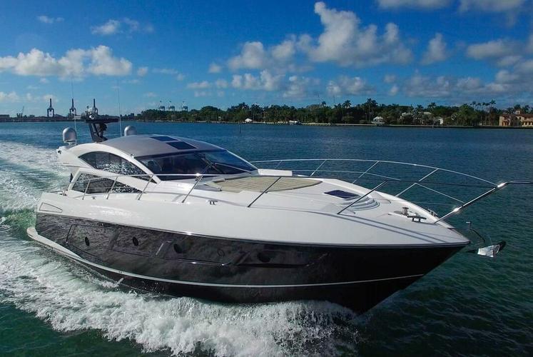 The Perfect Predator for a Cruise around Miami