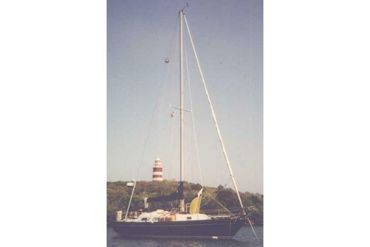 Sail the Bahamas on this Beautiful Bristol