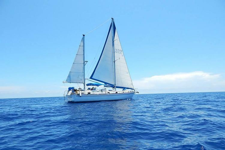 Come for a great snorkeling sail in the Bahamas!